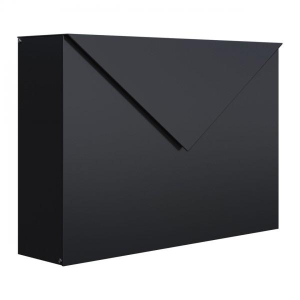 """Boite aux Lettres """"The Letter"""" Noire"""