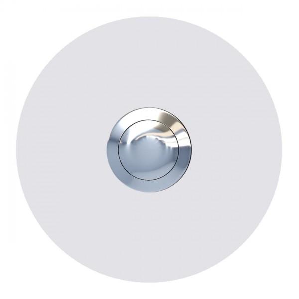 Sonnette Cercle Blanche