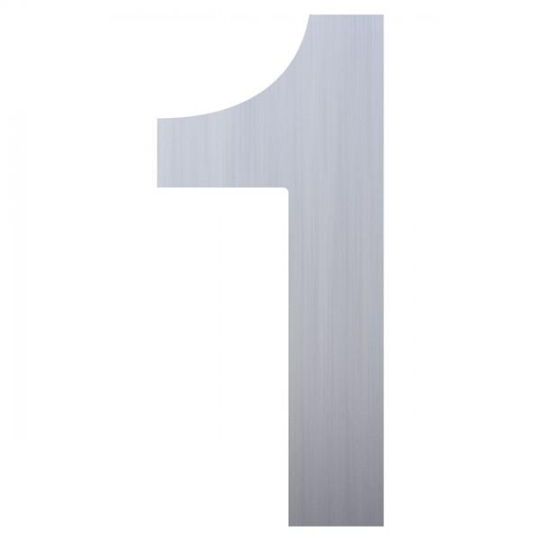 Numéro de Maison ''1'' Inox